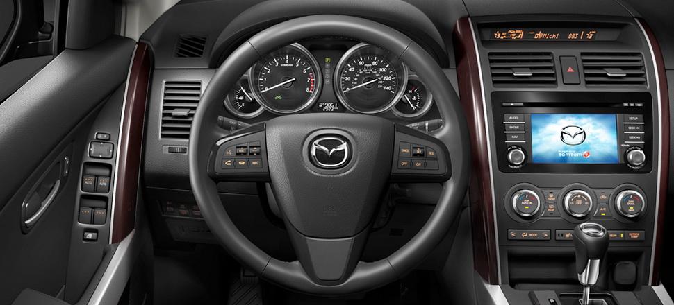 Mazda CX-9 GT año