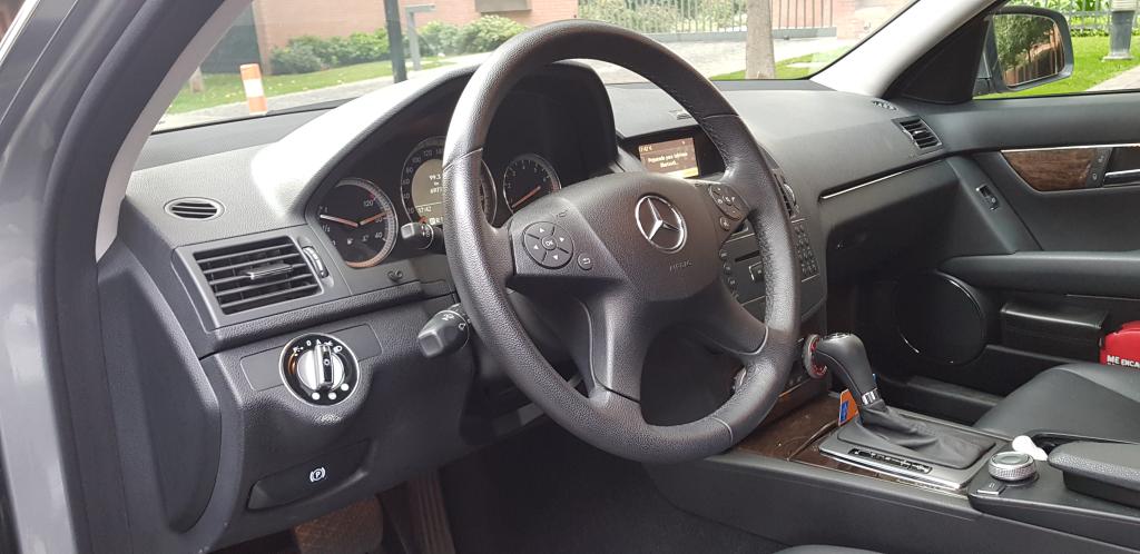 Mercedes-Benz C200 K Elegance año 2008