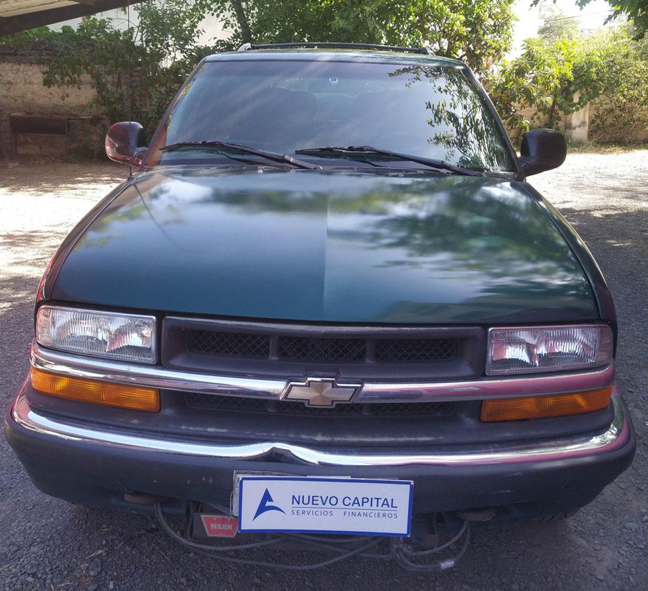Chevrolet Blazer  año 1999