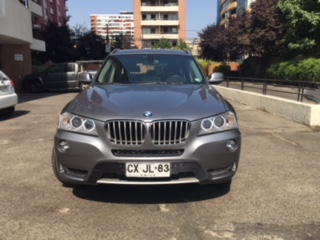 BMW X3  año 2011
