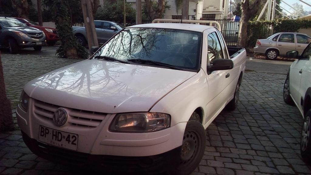 Volkswagen Saveiro  año 2008