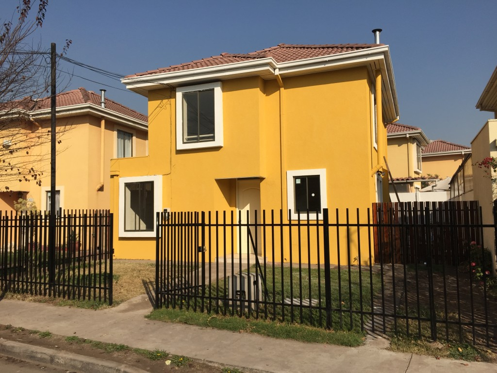 casa en venta quilicura