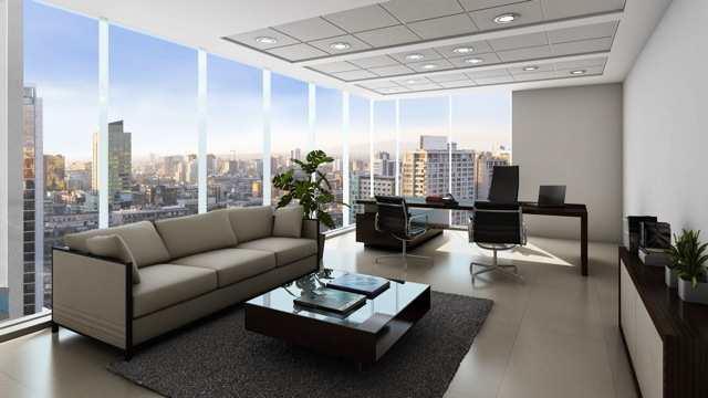 Oficina o casa oficina en arriendo en santiago el for Pinterest oficinas modernas