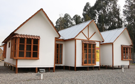 Pabell n de la construcci n toda la oferta inmobiliaria - Casas prefabricadas en las palmas ...