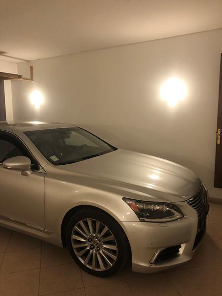 Lexus ls600h  año 2013