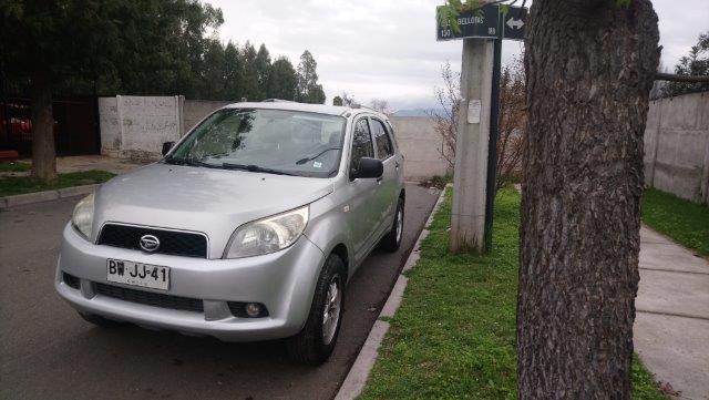 Daihatsu Terios  año 2009