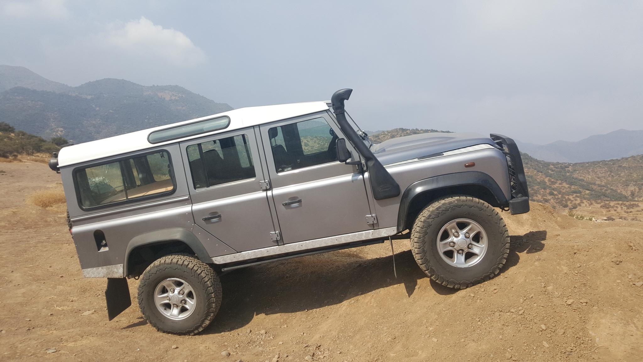 Land Rover Defender  año 2014