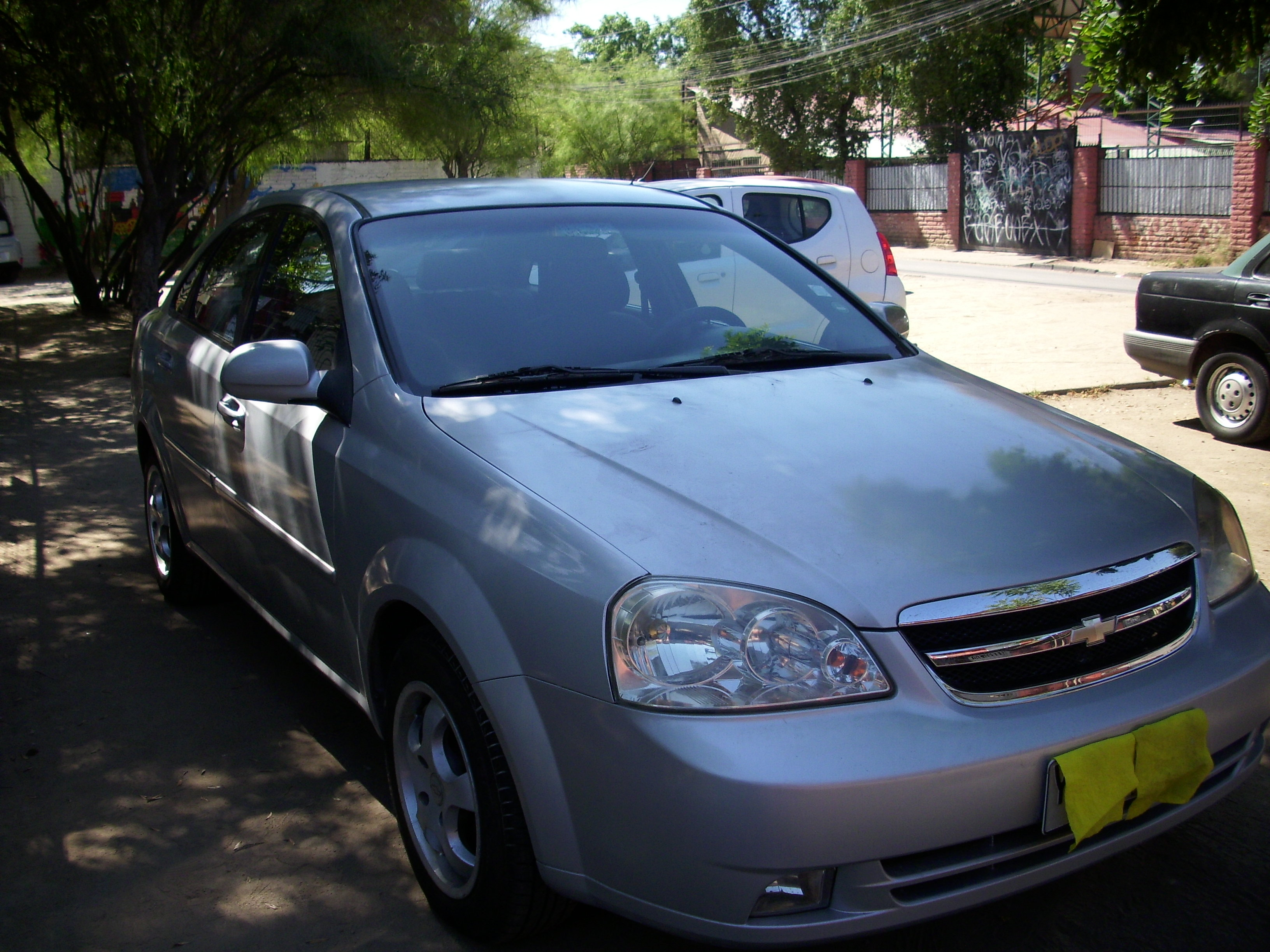 Chevrolet Optra II LS 1.8 AUT año 2006