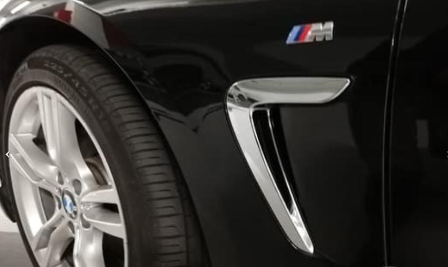 BMW 440 440 I COUPE año 2017