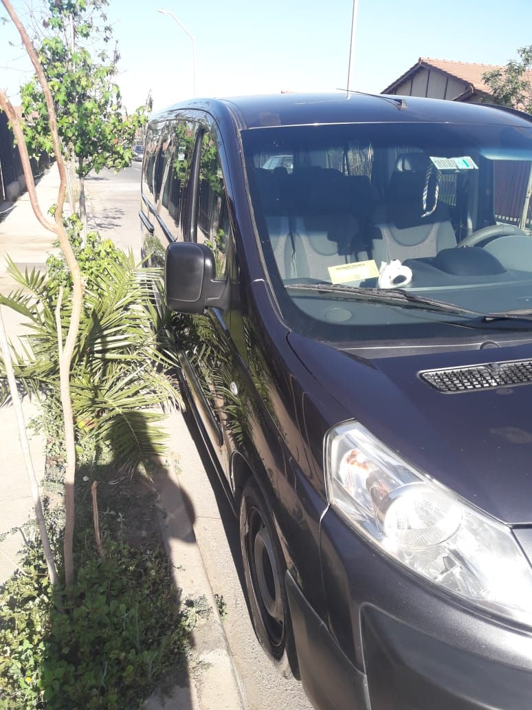 Peugeot Expert  año 2011