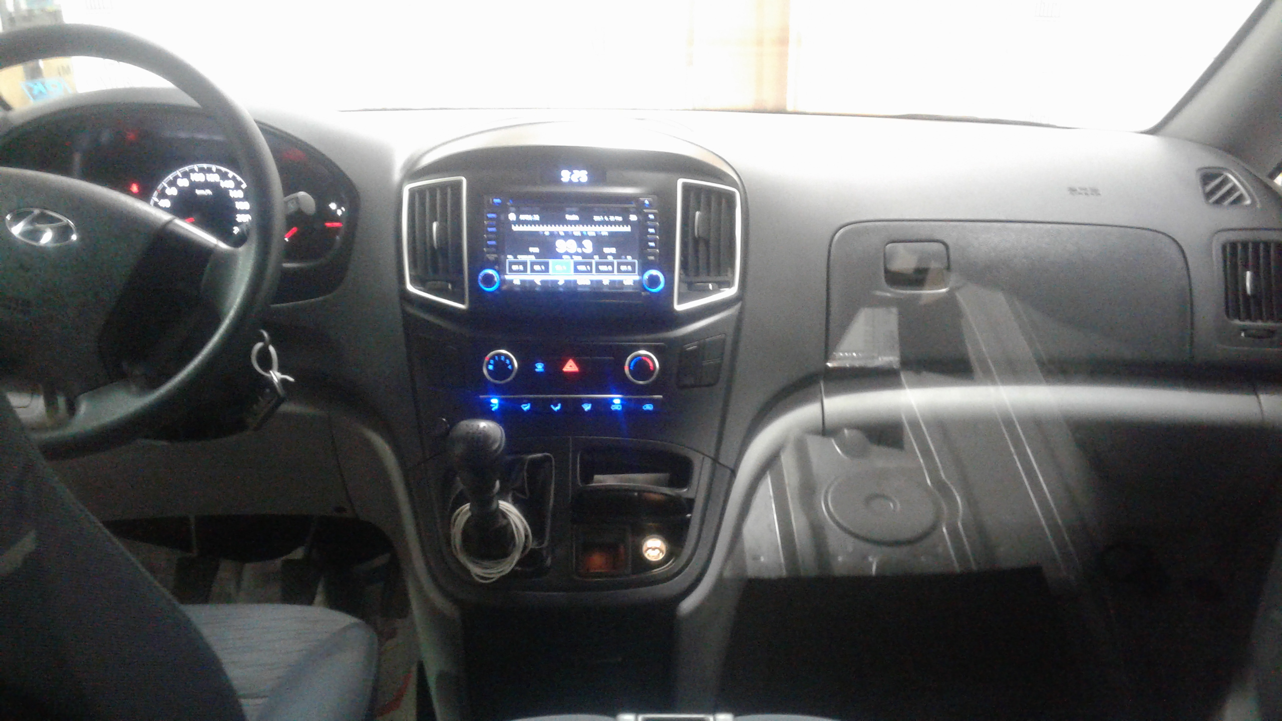Hyundai H-1 GL 3S 2AB año 2018