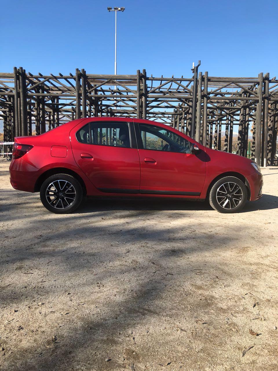 Renault Symbol 1.6 año 2017