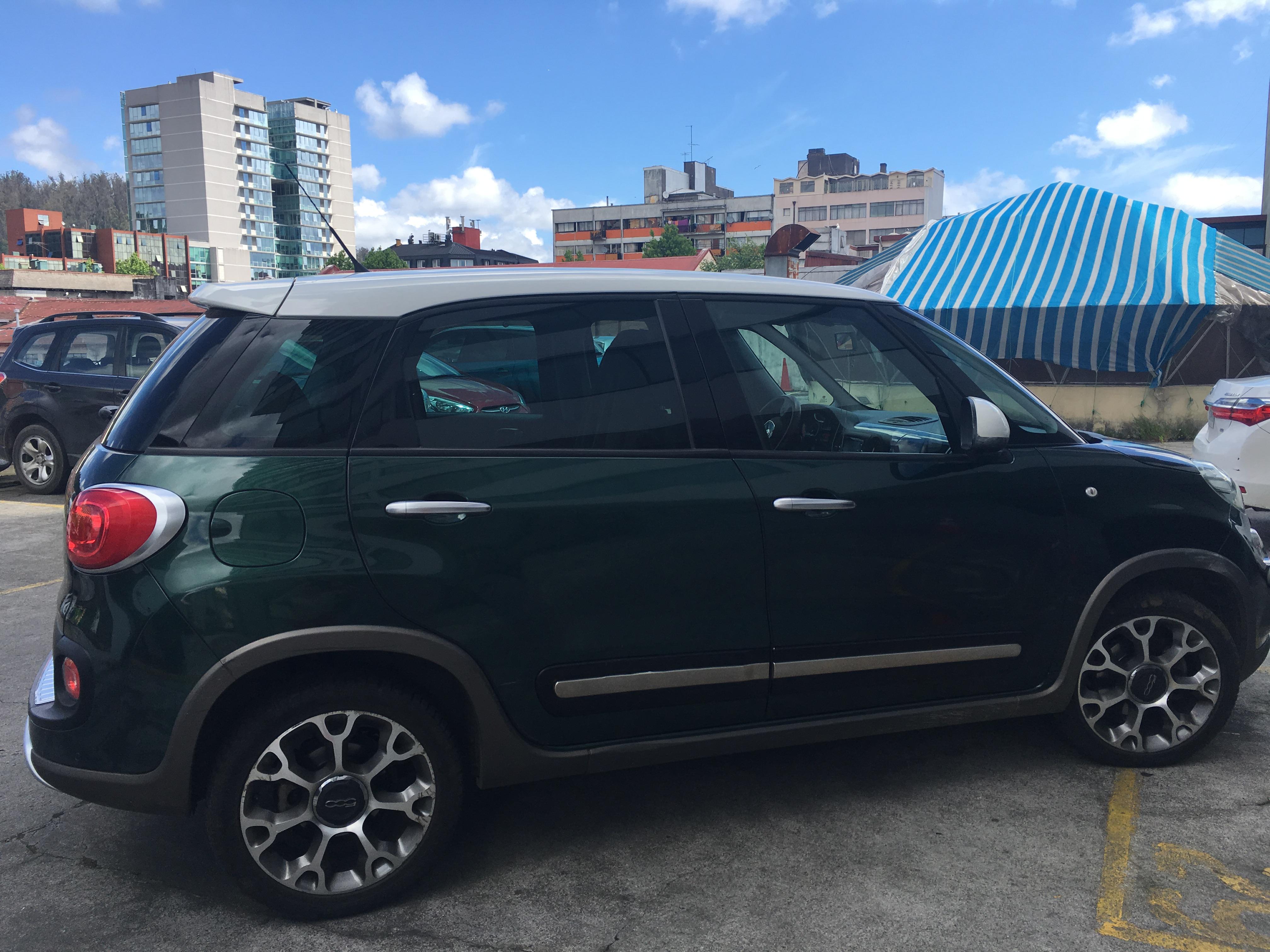 Fiat 500 L TREKKING año 2015