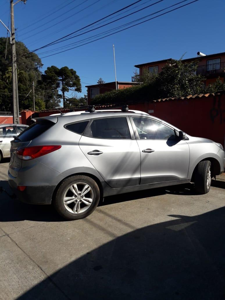 Hyundai Tucson CRDIWT4 año 2013