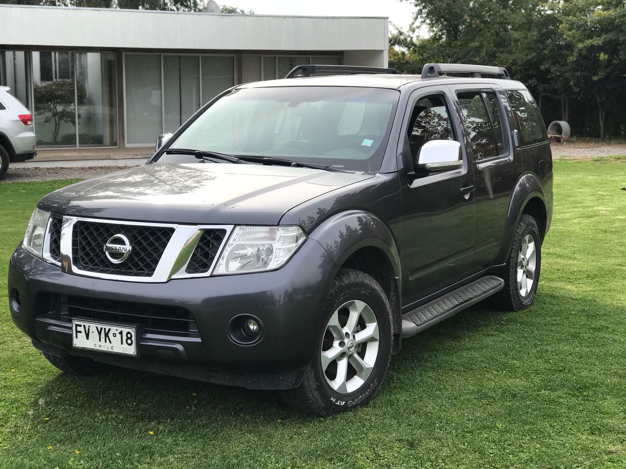 Nissan Pathfinder  año 2013