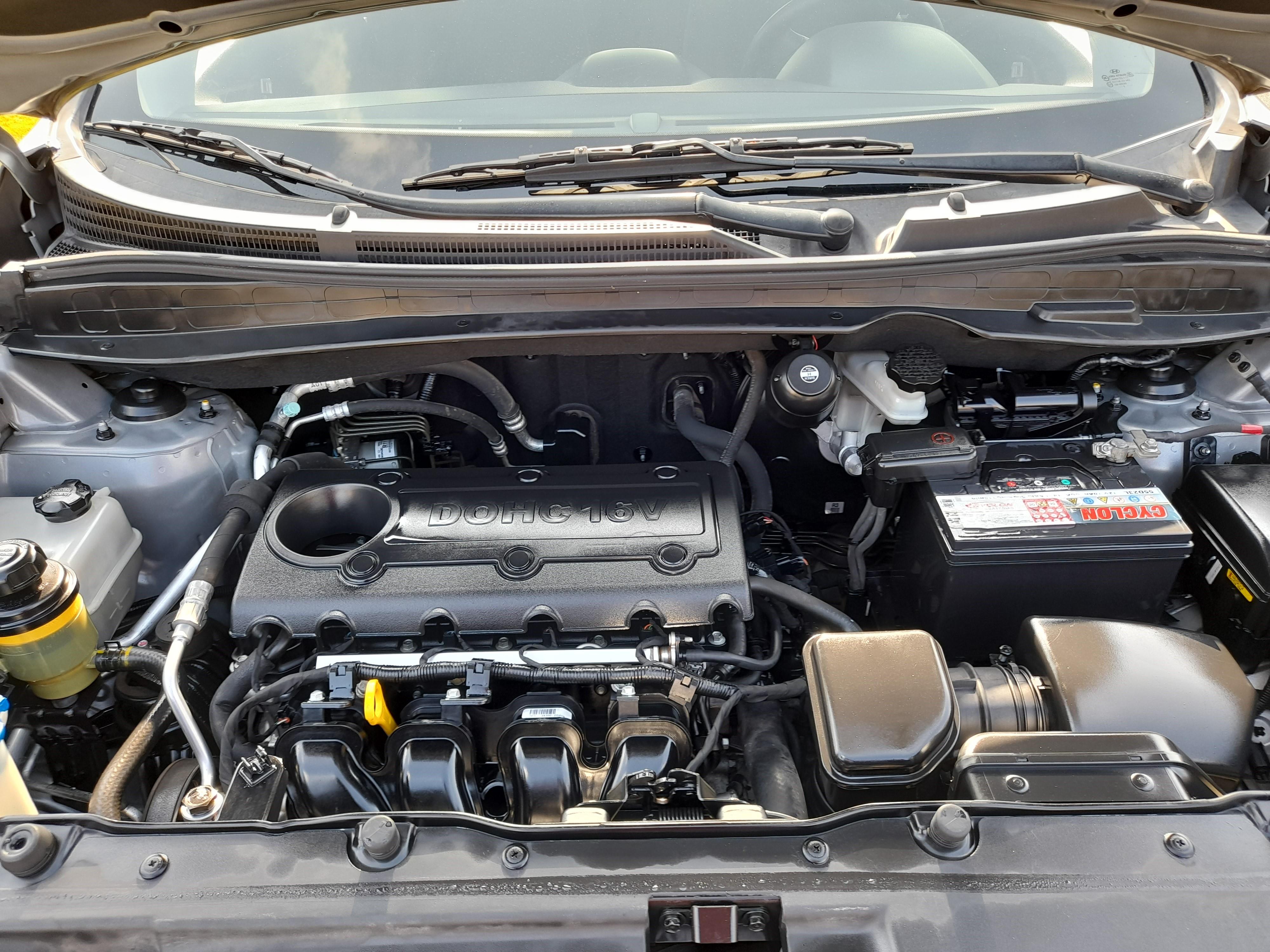 Hyundai Tucson 2.0 año 2010
