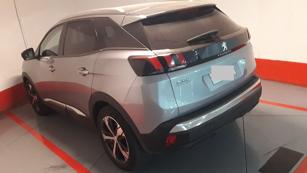 Peugeot 3008 Allure 1.6 THP 165 EAT6 año 2017