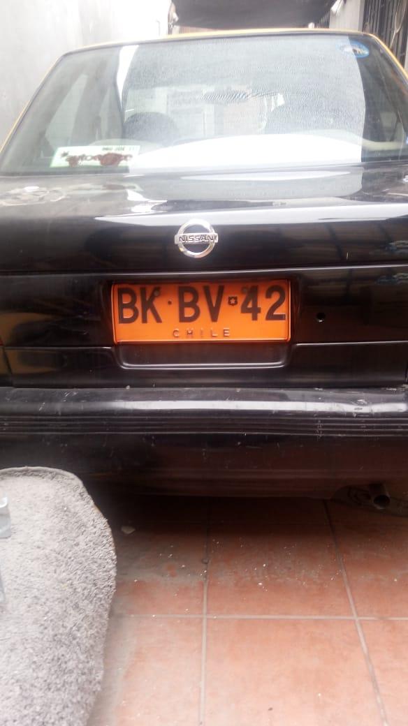 Nissan V 16  año 2012