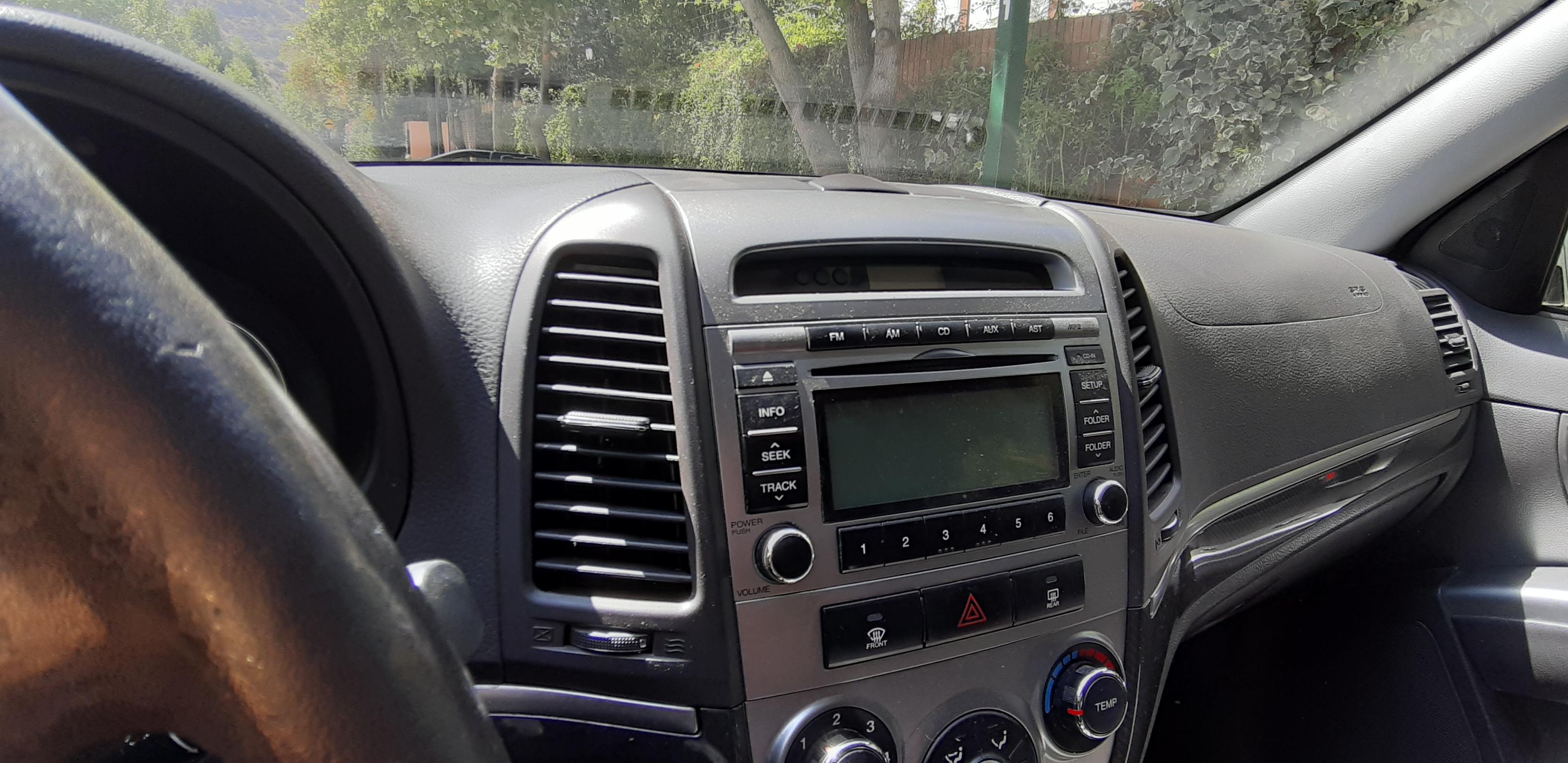 Hyundai Santa Fe FL GLS 2.4 AT año 2011