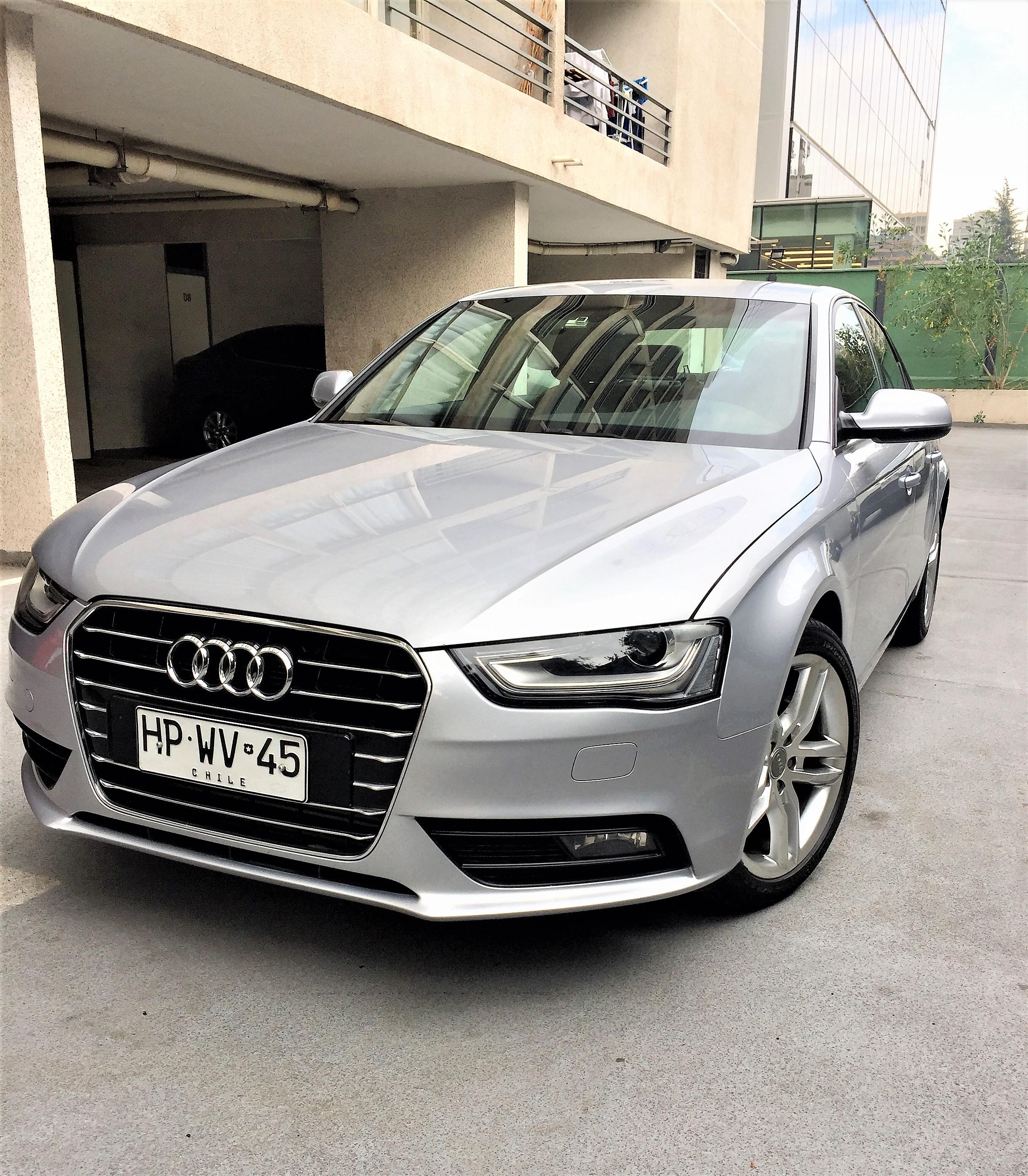 Audi A4 1.8T MULTITRONIC DYNAMIC año 2016