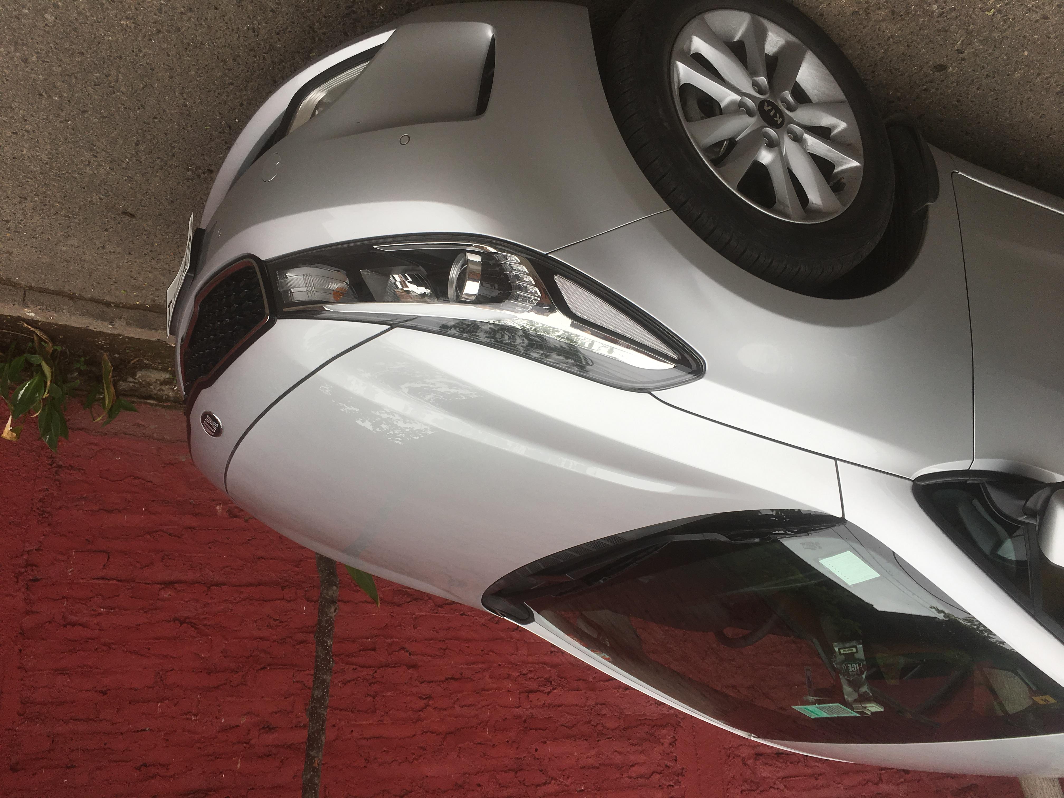 Kia Cerato EX 1.6 AUT año 2018