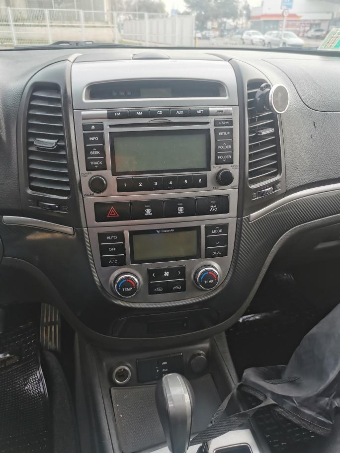 Hyundai Santa Fe GLS 2,4 AUT año 2011
