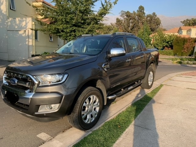 Ford Ranger LIMITED año 2017