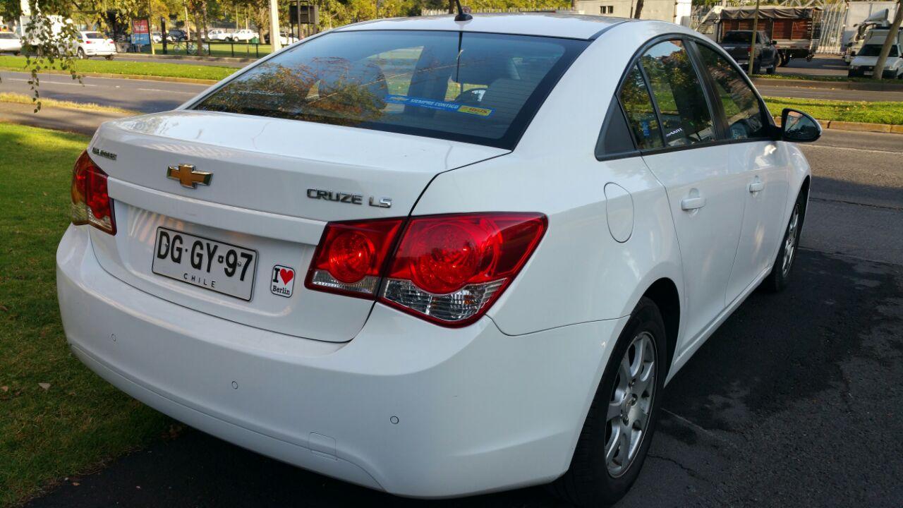 Chevrolet Cruze  año 2011