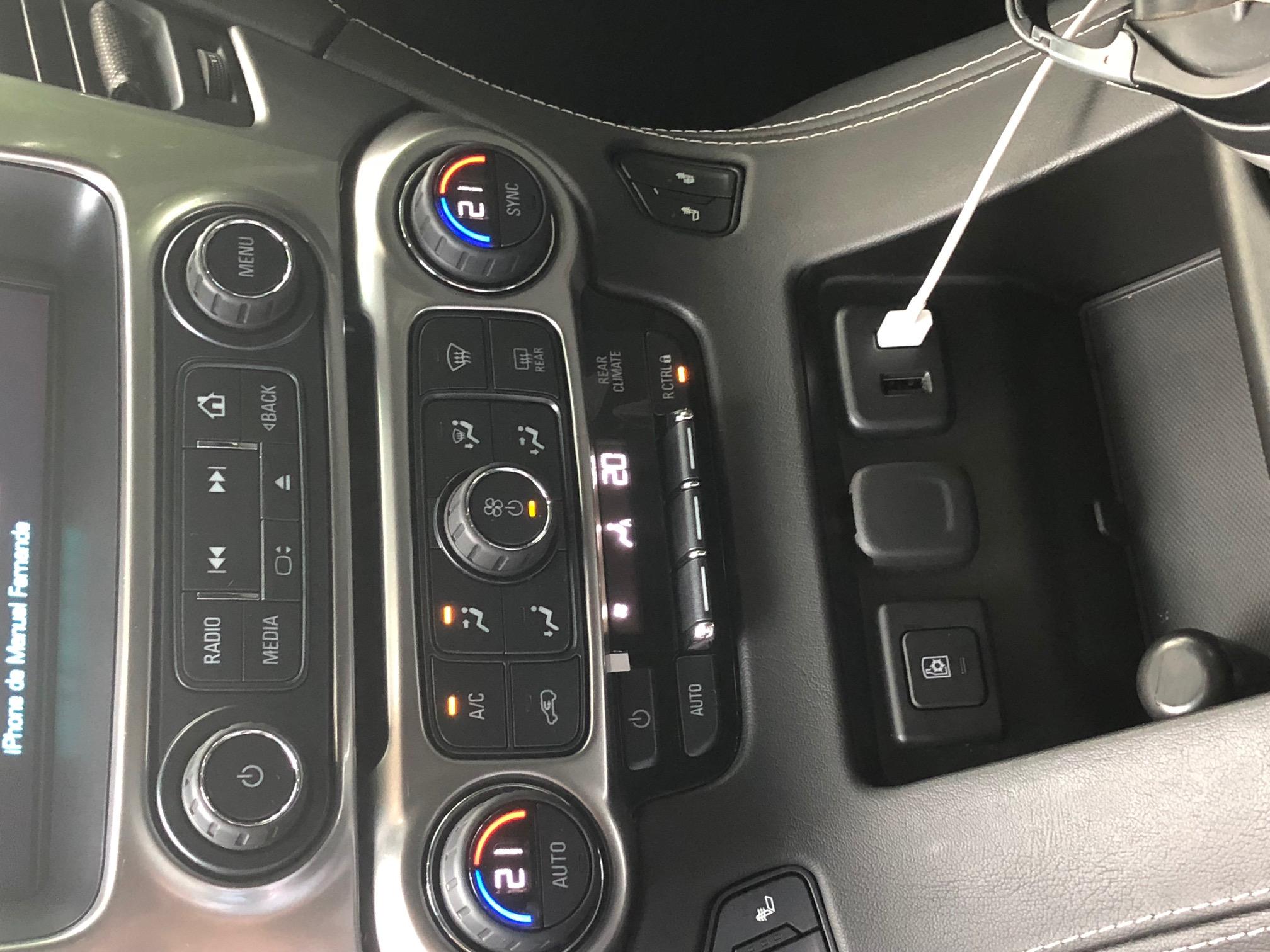 Chevrolet Tahoe  año 2016