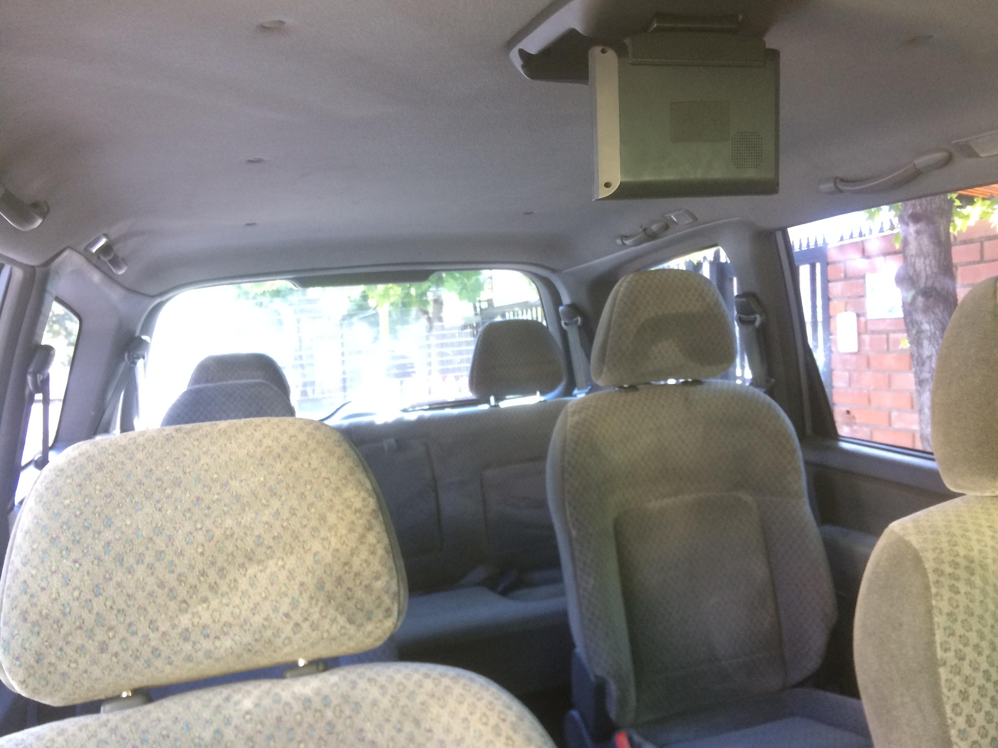Hyundai Trajet GL 2.0 año 2002
