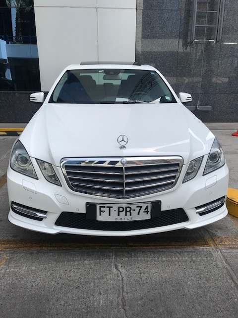 Mercedes-Benz E200  año 2013