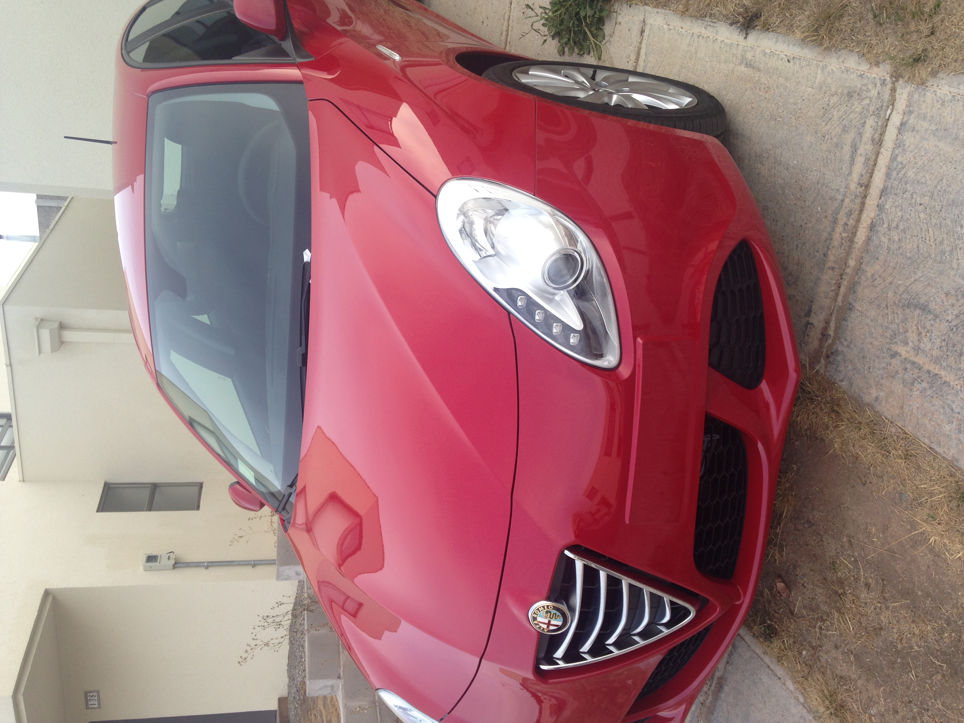 Alfa Romeo Giulietta Full Mecánica año 2016