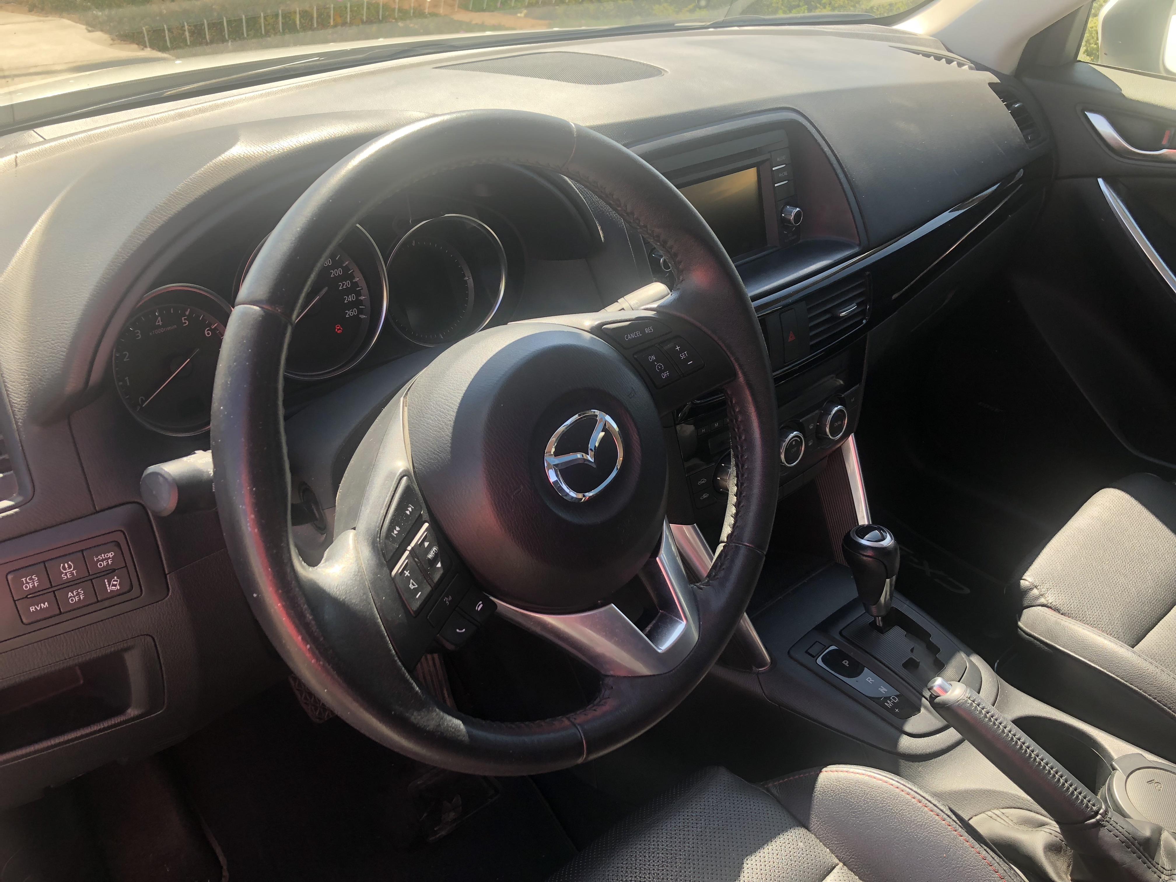 Mazda CX-5 2.5 GT AWD 6I-STOP año 2014