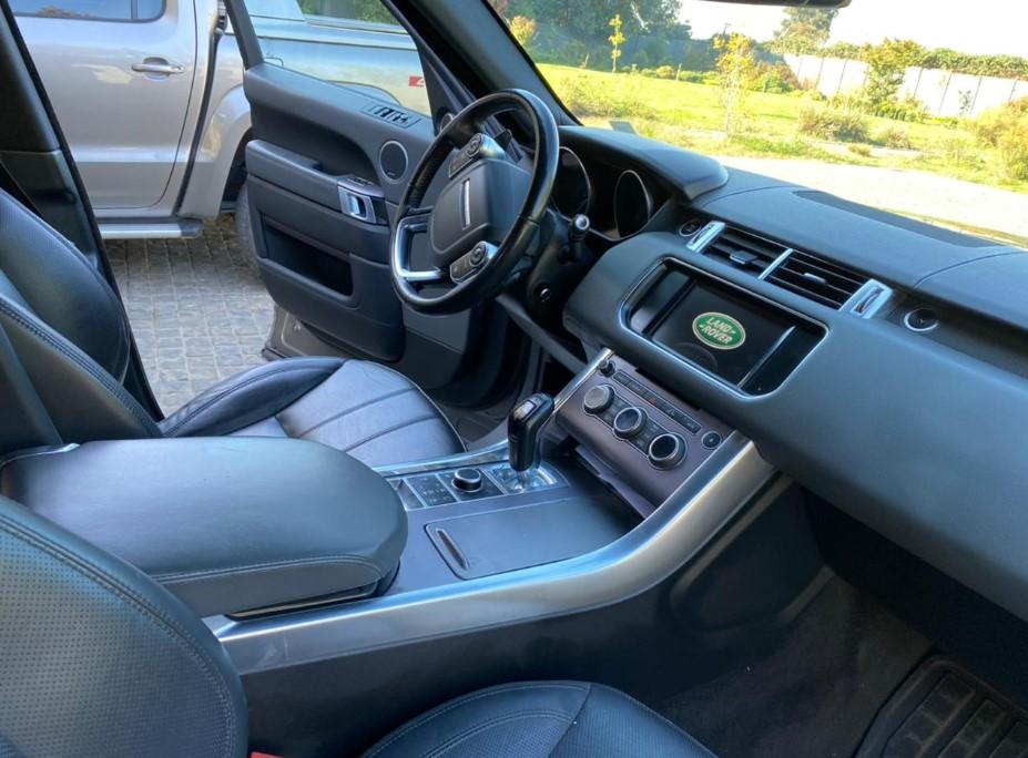 Land Rover Ranger Rover Sport 3.0 SDV6  HSE año 2014