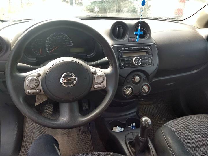 Nissan Versa  año 2014