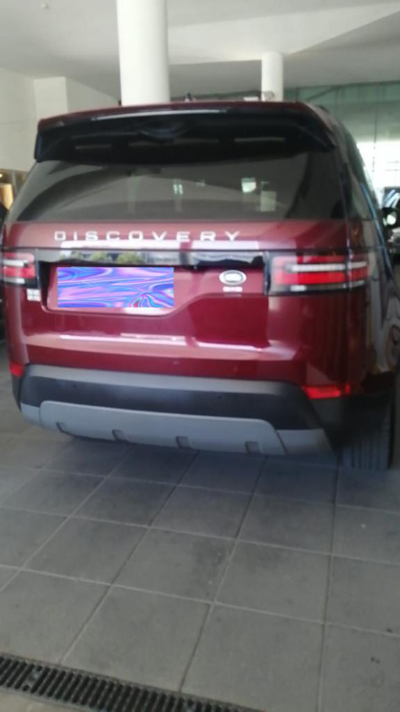 Land Rover New Discovery 3.0 V6 año 2018