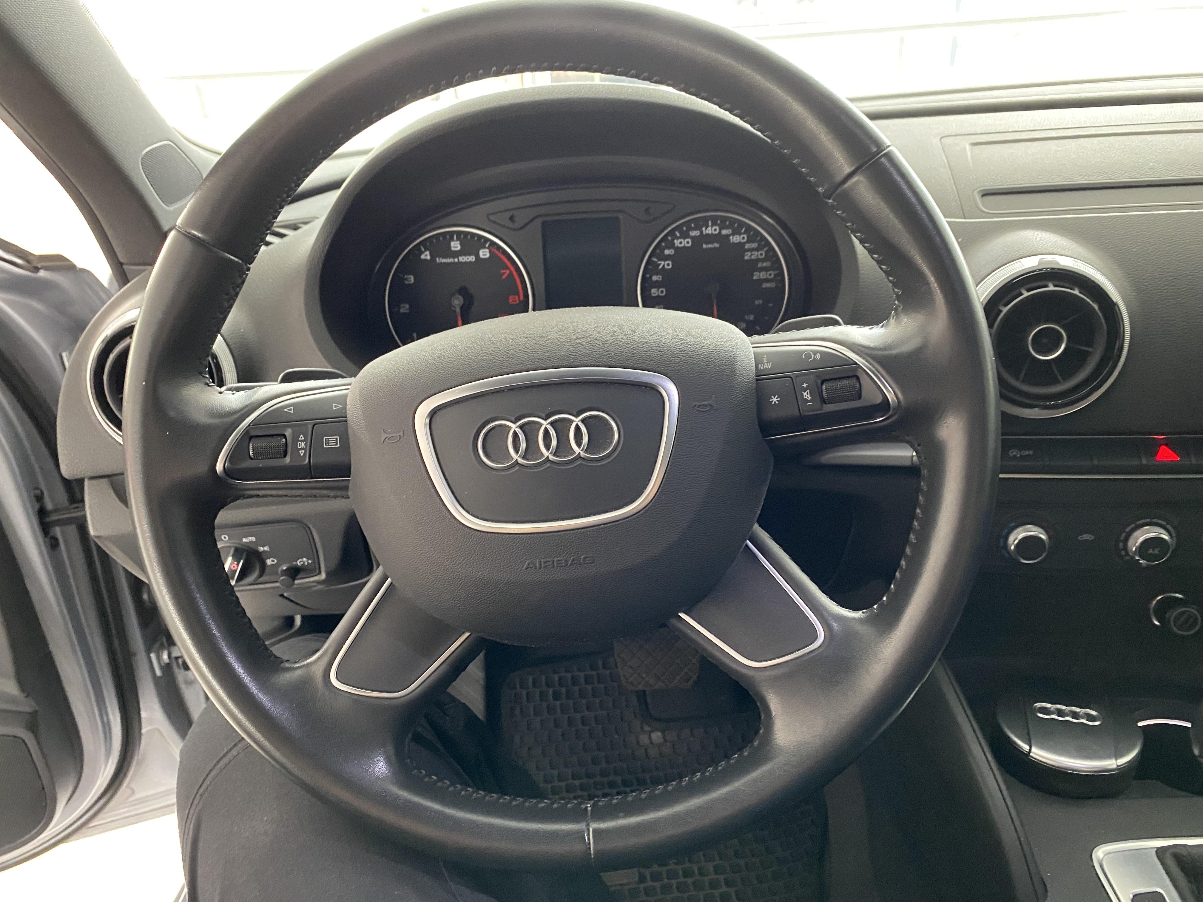 Audi A3 SB 1.4 TSFI AUT SLINE año 2016